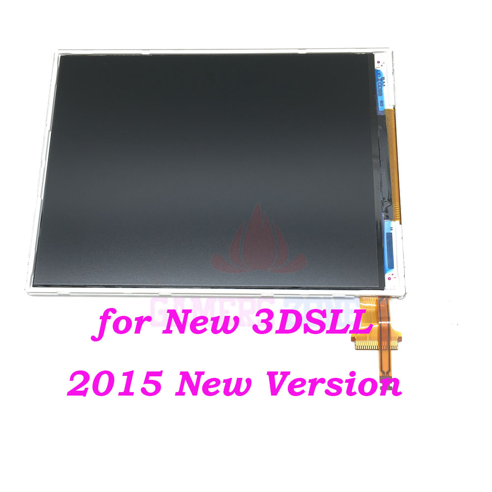 все цены на Pulled 2015 New Version For Nintendo New 3DS XL LL Bottom LCD Screen Original For N3DSXL онлайн