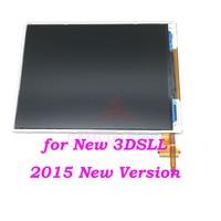 Puxado 2015 Nova Versão Para Nintendo Novo 3DS XL LL Inferior Da Tela LCD Original Para N3DSXL