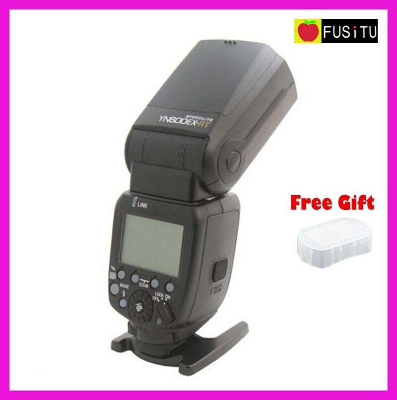 Yongnuo YN600exii-rt 2.4G Wireless HSS 1/8000s Master DSLR Camera Flash Light Speedlite for Canon Camera as 600EX-RT YN600EX RT вспышка для фотокамеры yongnuo speedlite yn600ex rt canon 600ex rt 2 4g hss 1 8000s speedlite yn600ex rt