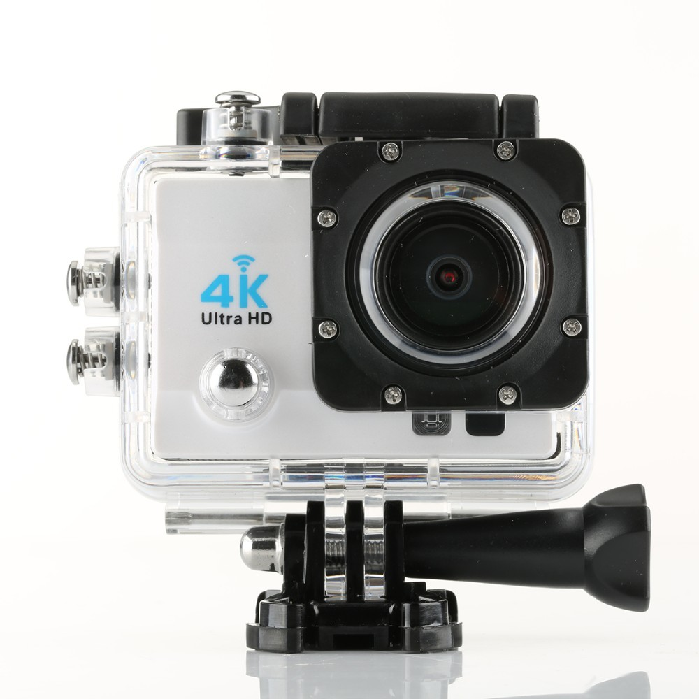 Caméras d'action riches 4 K Ultra HD 1080 P WiFi 2.0