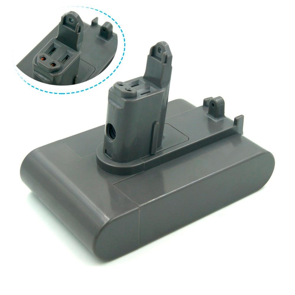 Vacuum Cleaner Rechargeable Battery 22 2v 3000mah Li Ion