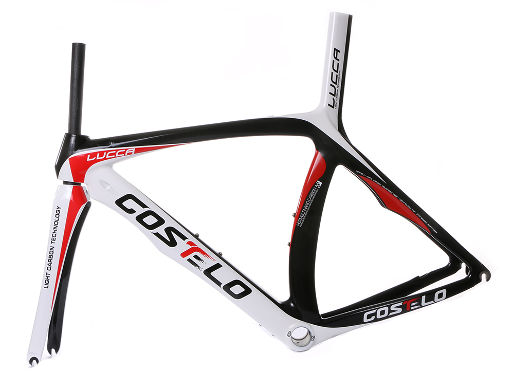 2016 costelo lucca rb1000 carbon road bike frameset costole bicycle bicicleta frame full t1000 carbon fiber