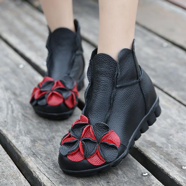 Stylish Leather Boots