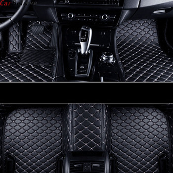 Car Believe car floor mat For Land Rover Range Rover freelander 2 discovery 3 evoque Velar accessories carpet rugs
