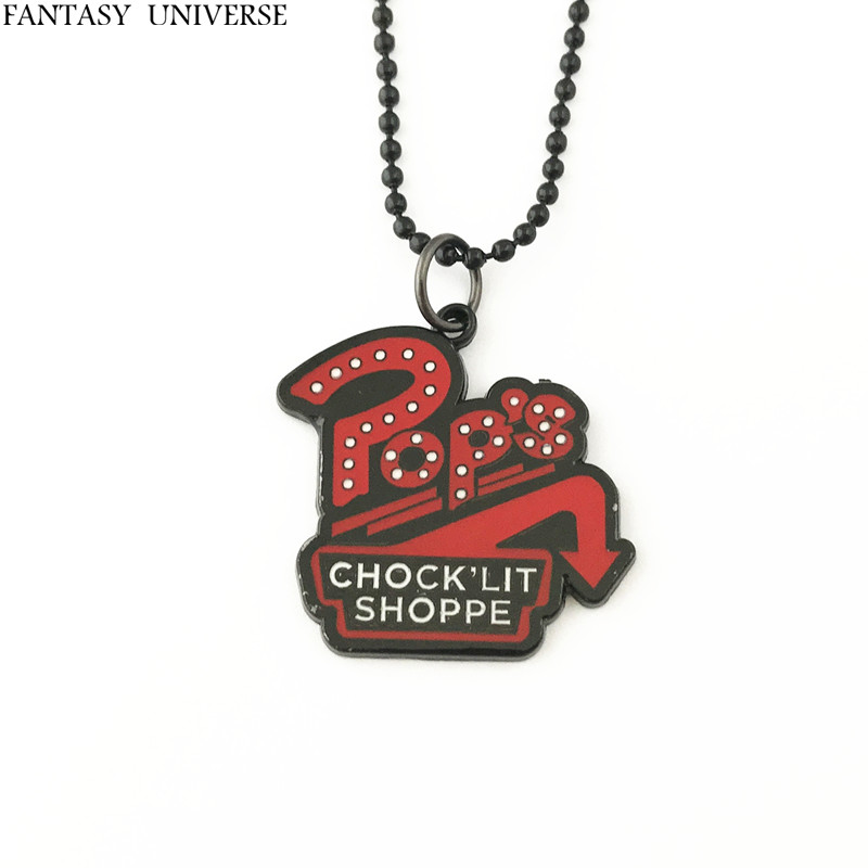 FANTASY UNIVERSE Free shipping 20pcs a RIVERDALE necklace KBGVDKF02