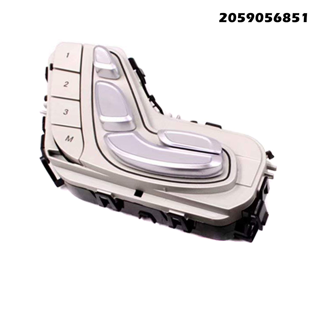 1 Pcs Car Left Right Front Seat Switch 2059056651 2059057851 For Mercedes W205 X253 C253 NR-shipping