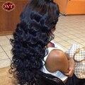Brazilian Virgin Hair 3 Bundles Brazilian Loose Wave Virgin Hair Grade 7A Loose Curly Human Hair Loose Deep Wave Weave Bundles