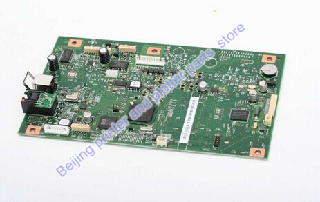 Free shipping 100% Test laser jet HP1522NF Formatter Board CC368-60001 printer part on sale