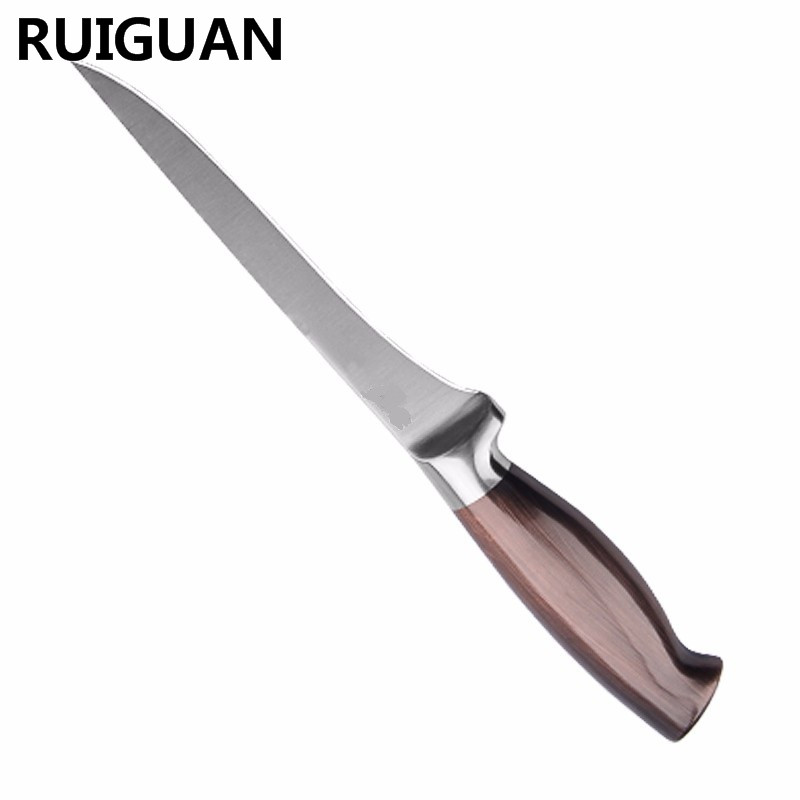 2016 top quality stainless steel kitchen fillet knife for Japanese fish knife