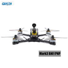 GEPRC Mark3 H5 225 مللي متر FPV سباق بدون طيار مع تمتد F4 وحدة تحكم في الطيران 40A/50A ESC 48CH 5.8 جرام VTX + Caddx Ratel 2.1 مللي متر FPV كاميرا