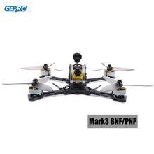 GEPRC Mark3 H5 225mm FPV Drone de course avec portée F4 contrôleur de vol 40A/50A ESC 48CH 5.8G VTX + Caddx Ratel 2.1mm FPV caméra