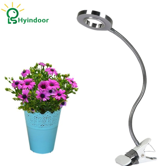 LED Verlichting Groeien Lamp Plant Groeit 10 w LED Licht Dimbare USB ...