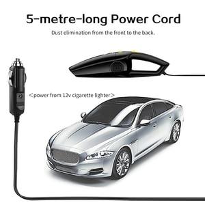 Image 5 - Car Vacuum Cleaner High Power 120W Portable Handheld Vacuum Cleaner Wet and Dry Dual Use Car Vacuum 12V