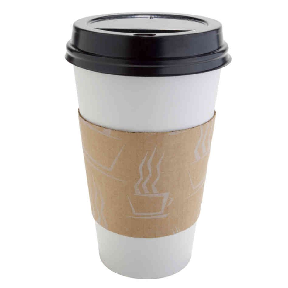 12 oz wholesale disposable coffee paper cup/ single wall paper cup