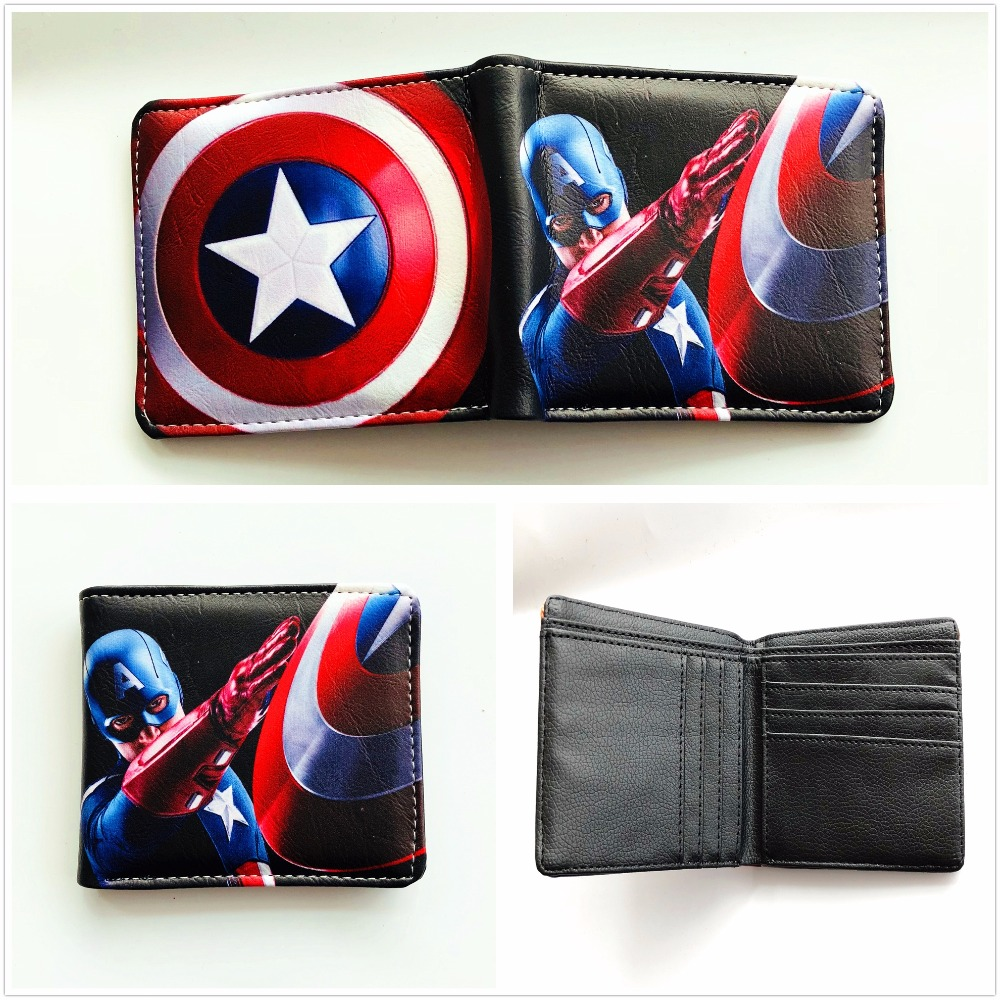Rock Off Captain America Civil War Shield Sublimation T-Shirt Uomo