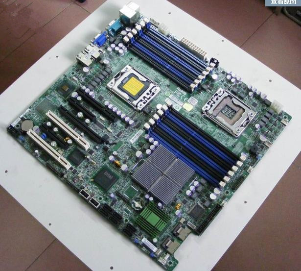 X8DT3-F X58 dual 1366 motherboardX8DT3-F X58 dual 1366 motherboard