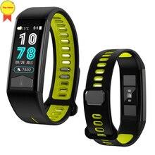 цена на ECG PPG Smart Watch Heart Rate Blood Pressure Monitor ECG Smart Bracelet IP68 Waterproof Pedometer Sport Fitness ECG Wristband