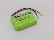 MasterFire 5PACK/LOT New Ni-MH AAA 3.6V 800mAh NiMH Rechargeable Battery Pack With Plugs For Cordless Phone Batteries