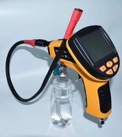 3,5 дюймов кондиционер спрей для очистки эндоскоп автомобиль испарителя кондиционера визуальный очистки бороскоп