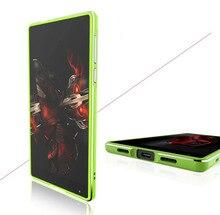Ми Mix Чехол Роскошный Алюминиевый Металл Чехол Bumper Кадров Обложка для Xiaomi Mi Mix 6.4 «ультратонкий Телефон Бампер Shell Охватывает Случаи
