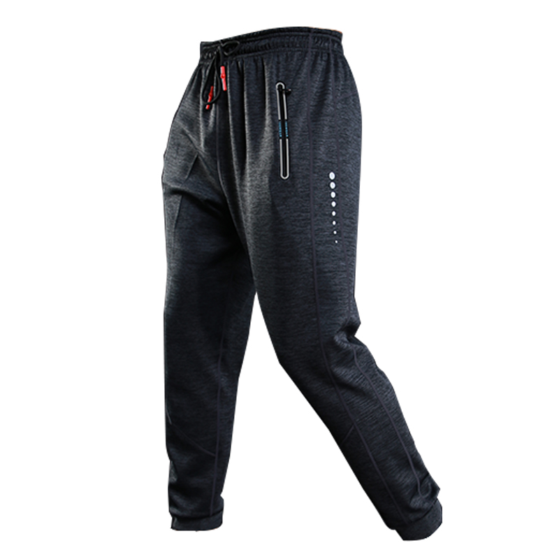 Workout New Men Football Pants Professional Soccer Training Trousers Running Jogging Leggings Pants Gym Basketball Fitness Pants|Soccer Training Pants|   - title=