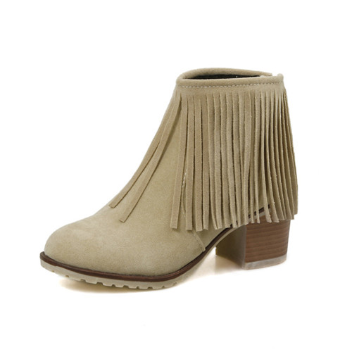 Popular Fringe Boots Sale-Buy Cheap Fringe Boots Sale lots from ...