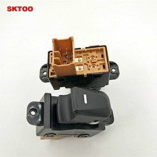 SKTOO for Hyundai IX35 Passenger side electric Power Window Lifter regulator Control Switch button OEM:93580-2Z000
