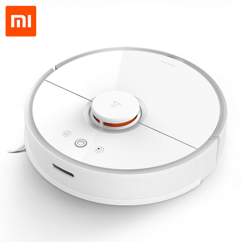 2018 Xiaomi Vacuum Cleaner 2 Mi Roborock S50 Robot WIFI APP Control Wet drag Mop & Sweep Smart Planned with water tank for home