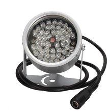 Meof пришли подсветки инфракрасного великобритании видеонаблюдения видения ик ночного безопасности led
