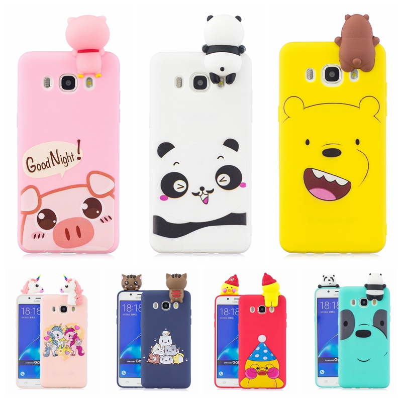 cover samsung j7 2016 in silicone