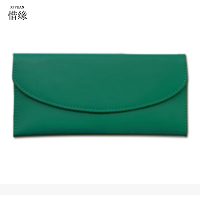 XIYUAN BRAND 2017 Fashion Genuine Leather Women Wallets Wallet ID Card holder Coin Purse Pockets Clutch with zipper Womens green contact s genuine cowhide leather men wallet trifold wallets fashion design brand purse id card holder with zipper coin pockets