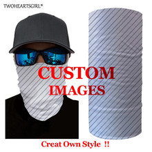 Customized Neck Tube Warmer Scarf Outdoor Sport Bicycle Cycling Riding Magic Headband Sports Scarves Cycle Bandana Headwear 1pc cycling mens bandana headwear neck warmer hiking magic scarf bandana outdoor sport bandanas men women cycling headband