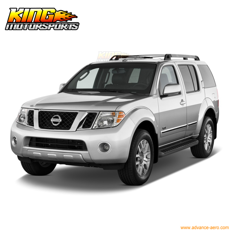 For 05 12 Nissan Pathfinder Cross Bar Roof Rack Black Cap Set In License  Plate From Automobiles U0026 Motorcycles On Aliexpress.com | Alibaba Group