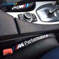 2 pcs Assento de Carro Gap Pad Espaçador Protetor Macio Caso Auto Cleaner Slot Plug Para BMW E30 E34 E36 E46 E90 E60 E70 X3 M E39 X5 F10 F30