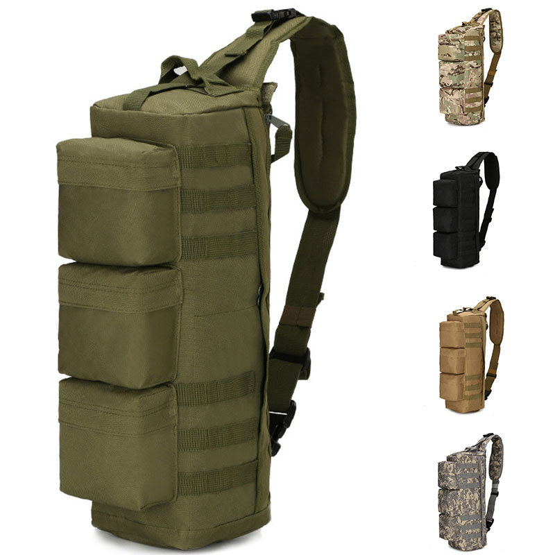 Al aire libre Se Divierte el Morral MOD USMC Go-Bag Solo Bolso de Hombro Diagona