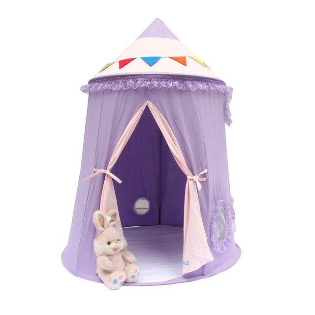 The new 2016 children toy purple childrenu0027s game room Fancy leisure small indoor ger tent  sc 1 st  AliExpress.com & The new 2016 children toy purple childrenu0027s game room Fancy ...
