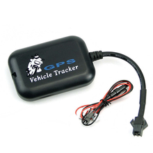 Mini Vehicle Bike Motorcycle GPS/GSM/GPRS Real Time Tracker Tracking Device