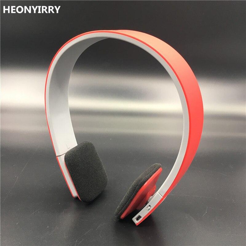 Smart Wireless Bluetooth Stereo Headset Headphone with MIC Support 3.5mm Stereo Audio Handsfree for Phone Tablet m3 stereo wireless headphone для handsfree hd mic музыкальная игра спорт bluetooth v4 1 гарнитура для ios и android