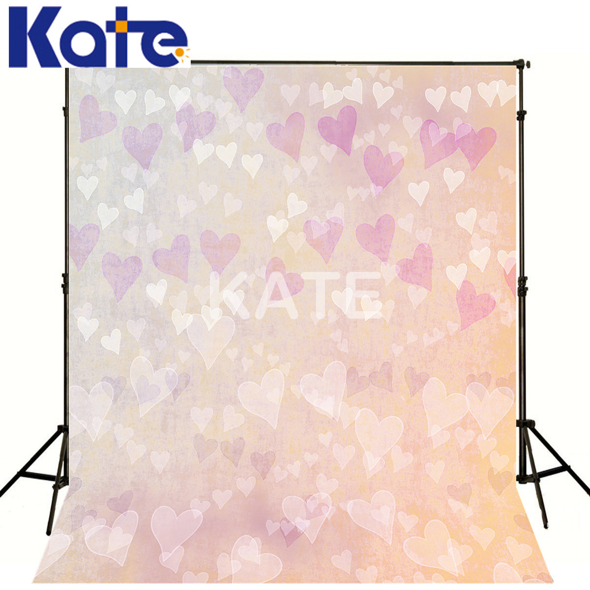 Green Screen Colorful Love For New Baby Kate Background Backdrop Backgrounds For Photo Studio