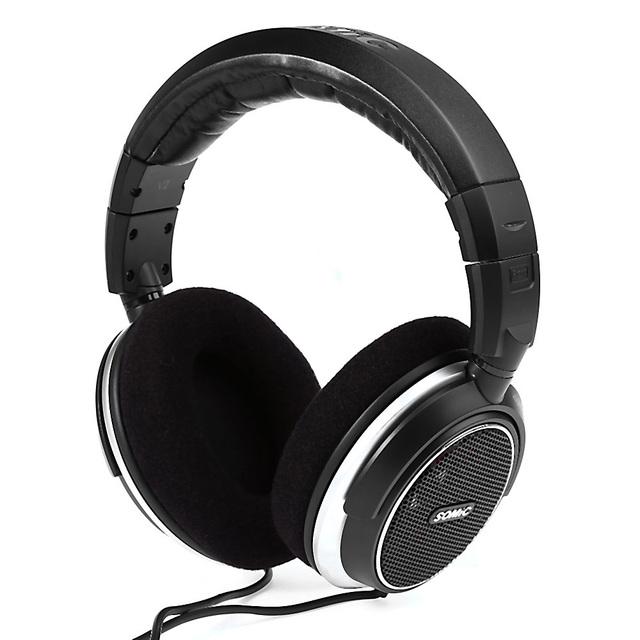 Somic v2 soporta wired diadema auriculares de música de alta fidelidad super bass música con la función de alta fidelidad apoyo ios andriod smartphone