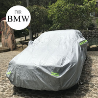 Car Styling Outdoor Waterproof thicken Cotton Car Covers for BMW e46 e60 e39 x5 x6 x3 z4 e34 e30 e90 e36 Sun Protection Covers