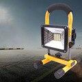 Наружное 18650 SMD ночное освещение аварийная лампа USB перезаряжаемая 1000ЛМ 30 Вт портативный светодиодный прожектор для кемпинга EU/US вилка