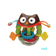 Cartoon Baby Rattles Teether Toys for babies