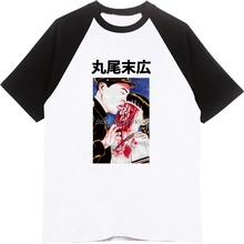 0387c294c19 Eyeball Lick Suehiro Maruo Cult Japan Japanese Anime Manga Horror Auge T  Shirt Men Cotton Raglan