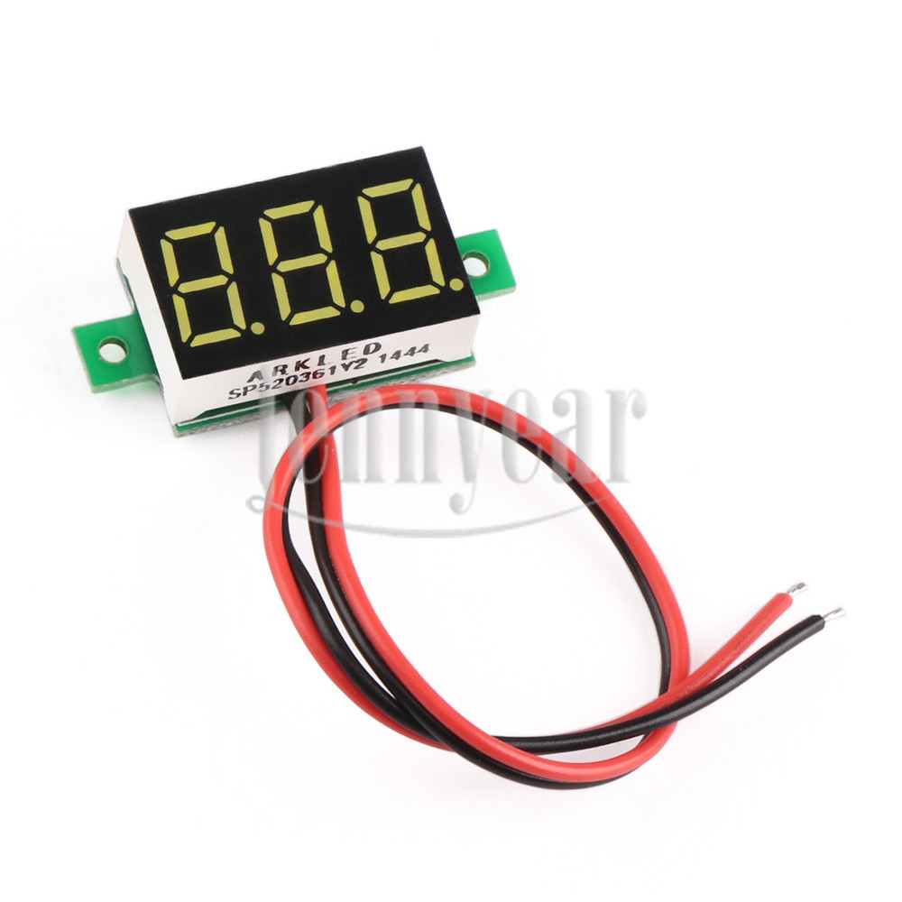 voltmeter gauge wiring on car amp meter wiring