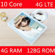Sales promotion 10 inch font b tablet b font pc 10 Core font b Ram b