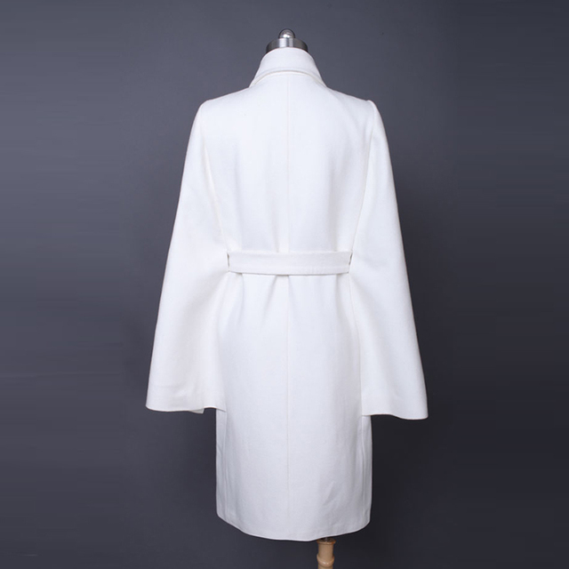 HIGH QUALITY New Fashion Victoria Designer Women's Cloak Cape Coat – Plus size XS-XXL