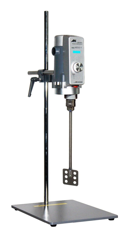 Elettrico Lab Mixer Mixer Omogeneizzatore Ad Alta Velocità 100-1800 rpm AM200S-P 40 L 220 V