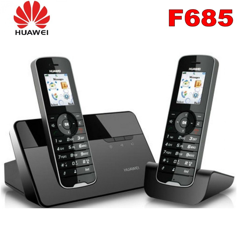 Huawei F685 GSM & WCDMA DECT Phone / Cordless phone / FWP / Fixed Wireless PhoneHuawei F685 GSM & WCDMA DECT Phone / Cordless phone / FWP / Fixed Wireless Phone