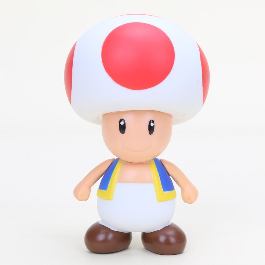 Super Mario Bros Action Figures 15cm 21